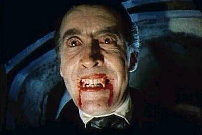 Christopher lee vampire 3