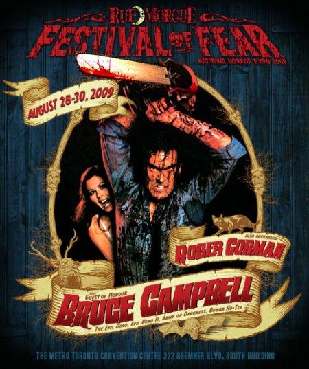 festival of fear 2009