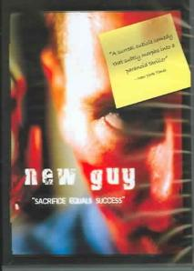 new guy dvd cover