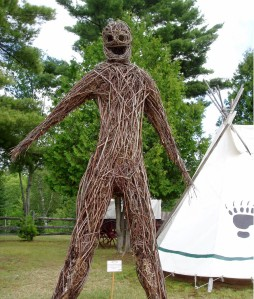 wicker man dwight