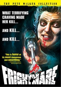 frightmare dvd