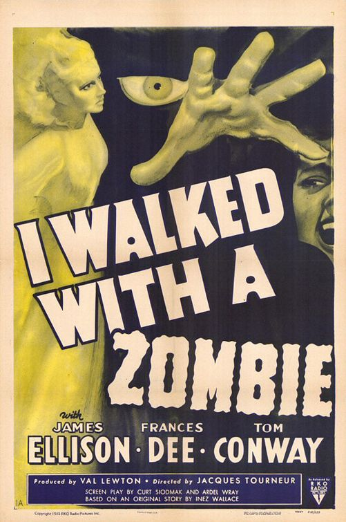 I WALKED WITH A ZOMBIE (1943) – The Dungeon Review! « GOREGIRL'S ...