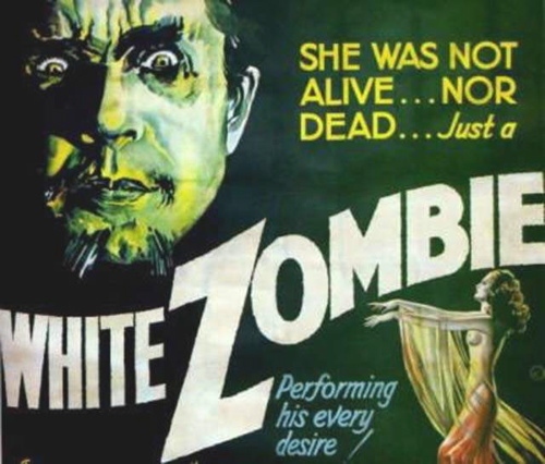 White Zombie 1932 The Dungeon Review Goregirl S Dungeon