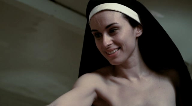 One thing I can say for this film; it certainly delivers on the nude nuns ...