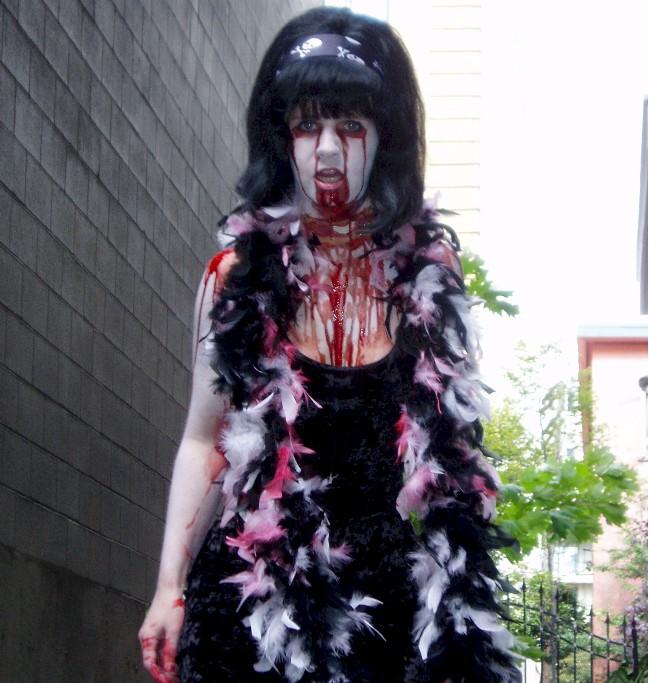 Vancouver Zombie Walk 2009…
