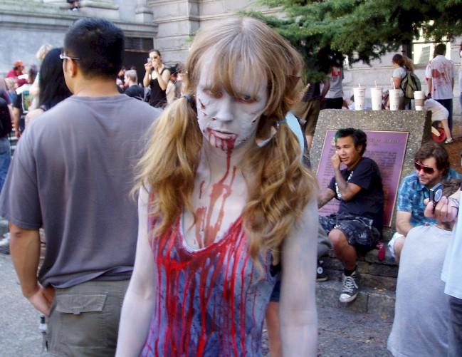 Vancouver Zombie Walk 2010…