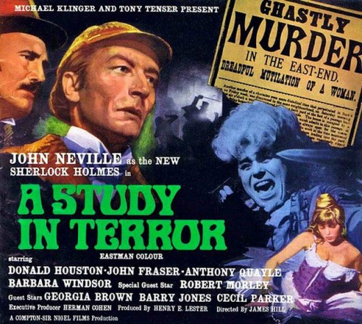 Watch A Study in Terror Full Movie Online Free - 123Movies