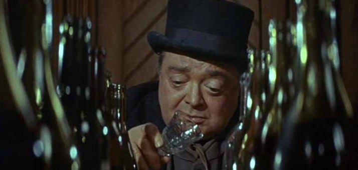 Peter Lorre in Tales of Terror