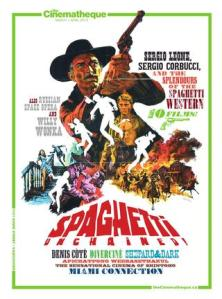 Spaghetti Unchained at The Cinematheque