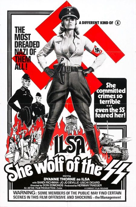 Ilsa She-Wolf of the SS