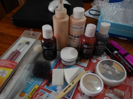 Makeup Preparation