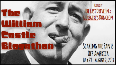 William Castle Blogathon Banner No.1