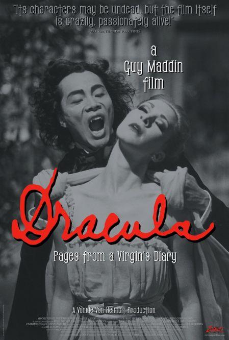 Dracula Poster-3 color