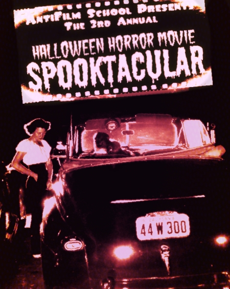 Antifilm School 3rd Annual Halloween Horror Movie Spooktacular