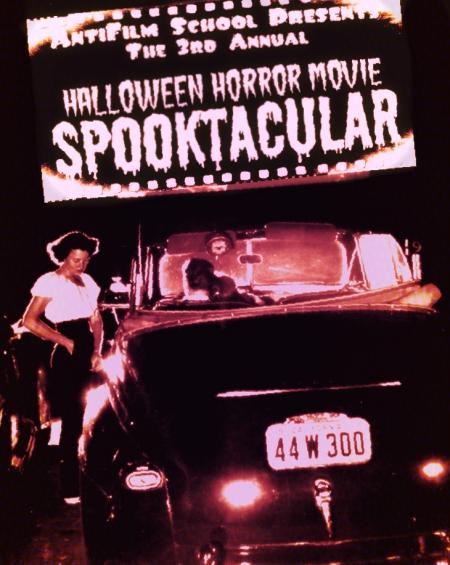 Antifilm School 3rd Annual Halloween Horror Movie Spooktacular