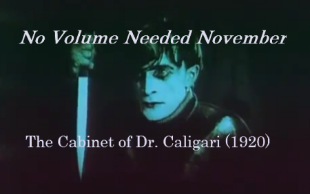 The Cabinet of Dr. Caligari Banner
