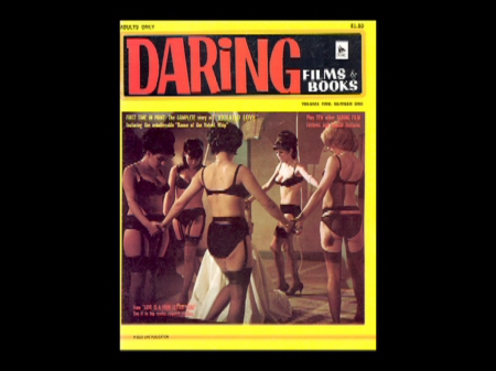 Daring Film and Books Magazine