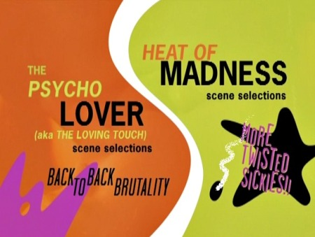 psycho lover and heat of madness