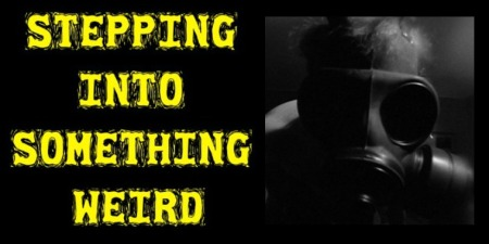 stepping into something weirdtud