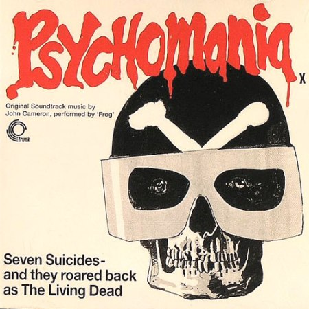 psychomania soundtrack