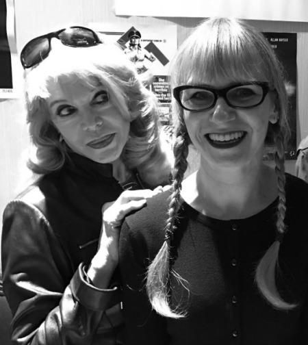 dyanne thorne & me
